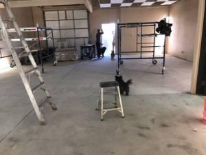 warehouse floor resurfacing