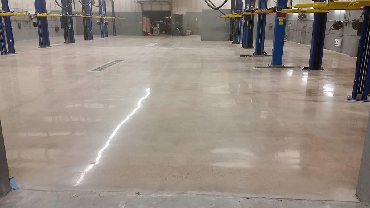 Denver, CO commercial flooring