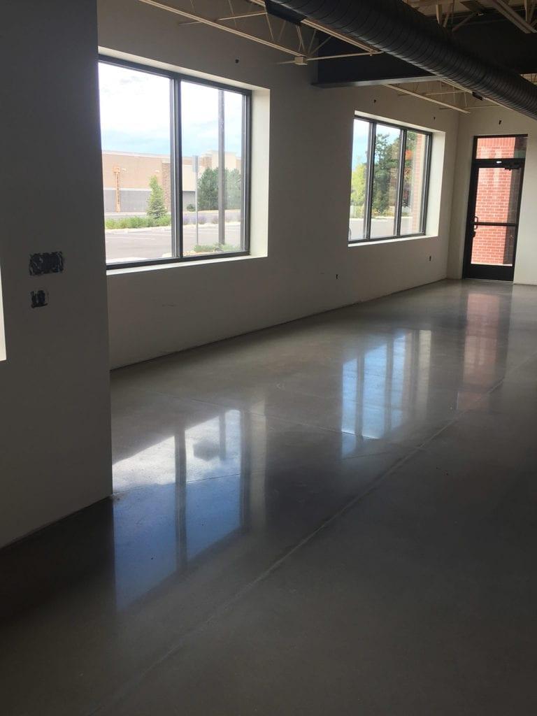 Denver, CO Polished Concrete Floors Contractor