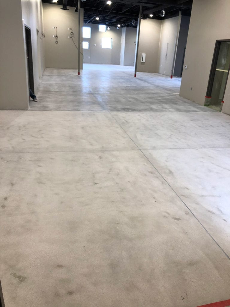 Denver Co Concrete Grinding Company