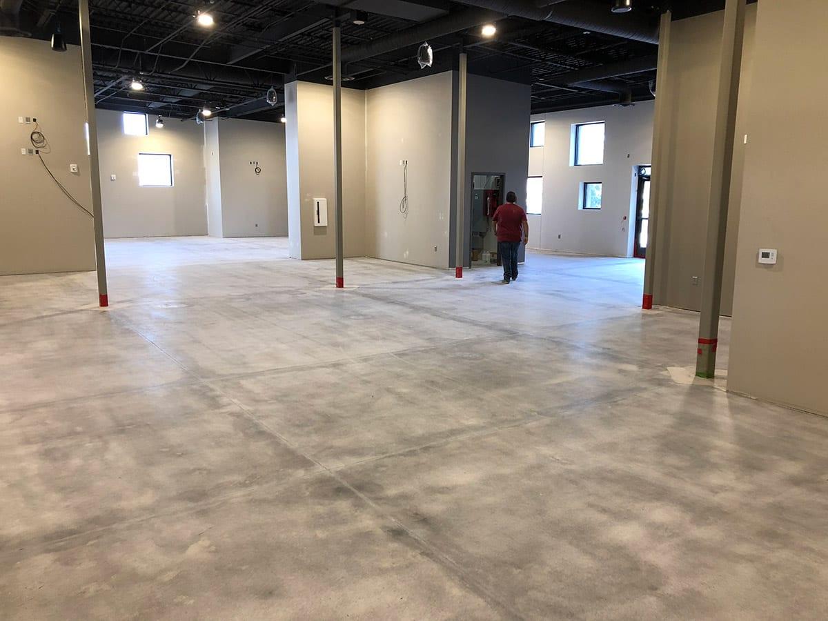 concrete coatings in Denver, Colorado
