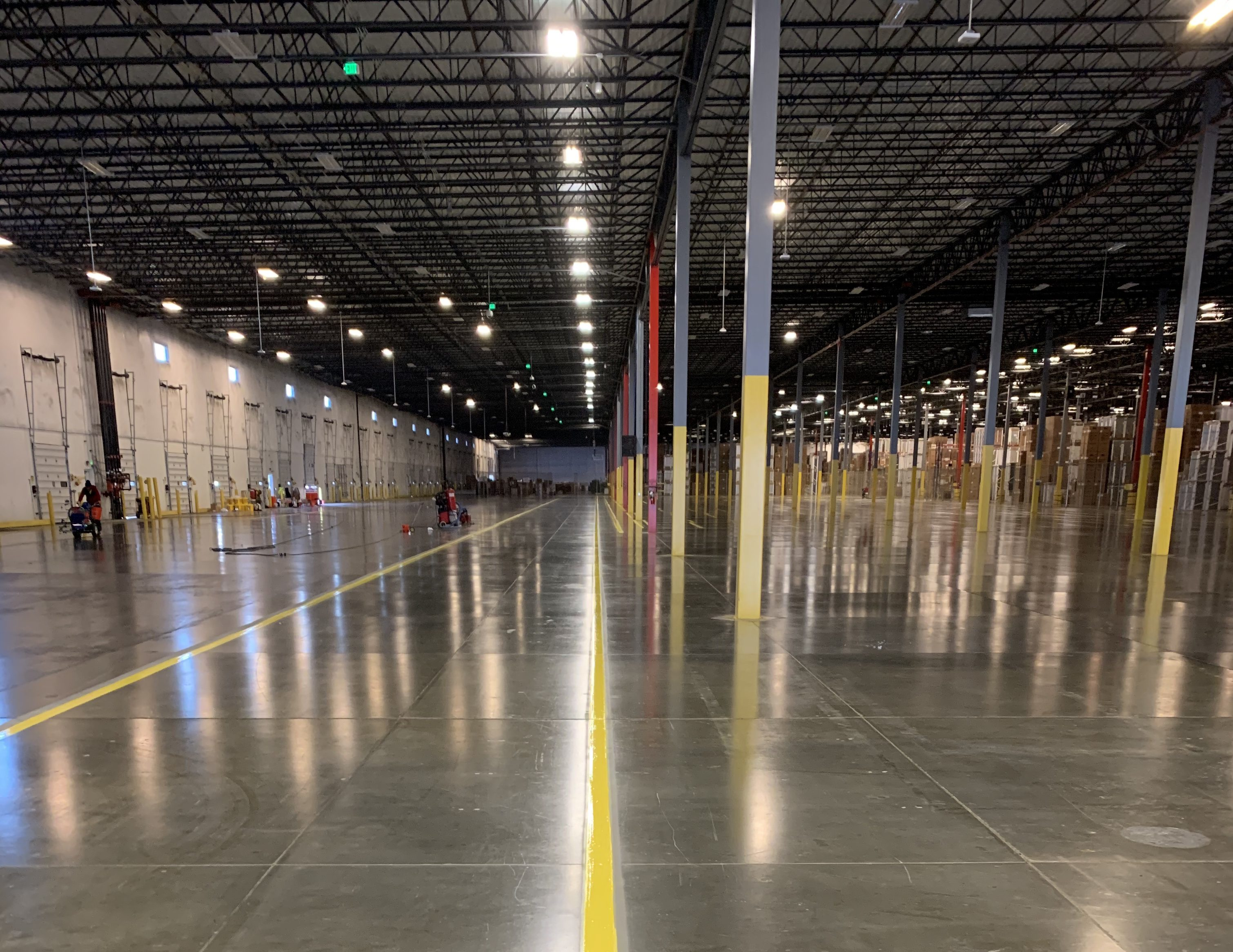 denver-colorado-warehouse-line-striping
